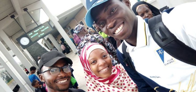 ABU Robotics Team Represents Nigeria at the 2018 PARC Competition in Senegal
