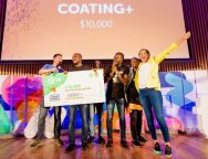 Nigerian Biotech Startup, Coating+ Wins $10,000 Prize at the 2018 Thought for Food Summit