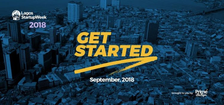 #LSW18: Lagos Startup Week 2018 Set to Hold in September