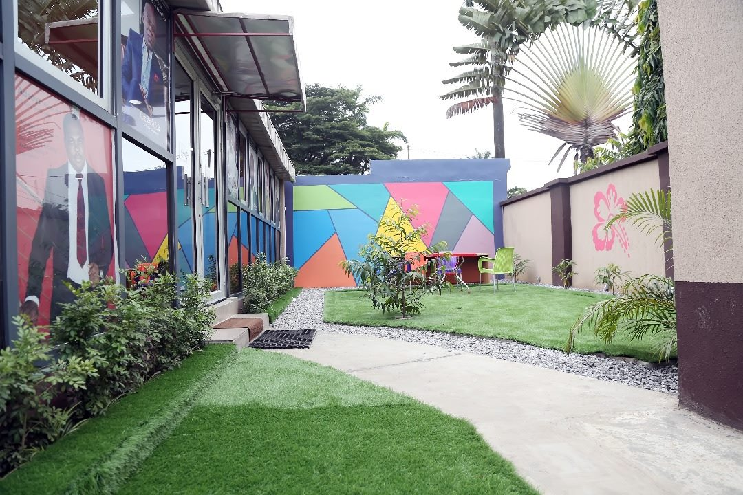 an ideal workplace and training environment for entrepreneurs and community to grow.