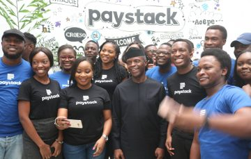 FinTech Startup, Paystack, Raises $8 Million in Series A funding from Visa, Tencent and Stripe to Aid Expansion