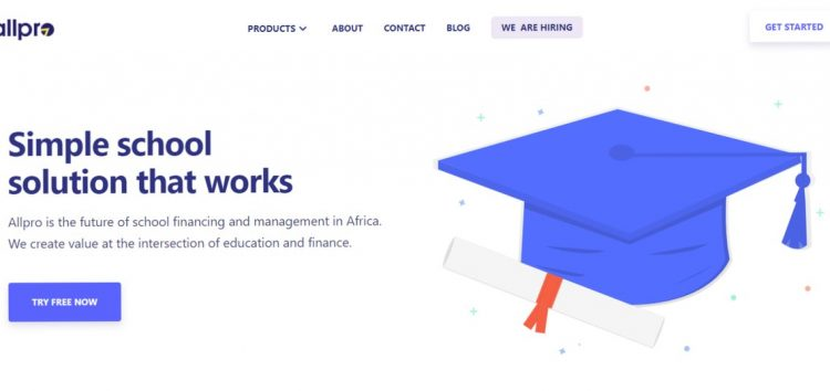 Microtraction  Announces Investment in AllPro, a Startup that Offers Loans to Nigerian Schools