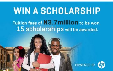 Jumia Partners Hewlett Packard for a N3.7m Scholarship as part of its School Resumption Campaign