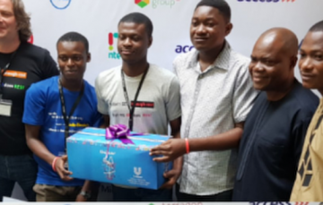 #Recodenigeria: Team C-Stell Wins 48-hour Re:Code Nigeria Hackathon in Lagos!