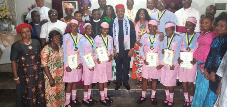 The 5 Golden Girls From Anambra Get Cash, Scholarship from State Government