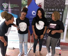 Tech4Her Africa Emerges Winner of Silicon Valley's AngelHack Lagos 2018