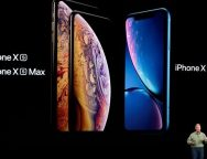 Apple Introduces a Trio of New Flagship iPhones–XR, XS and XS Max, with New Features