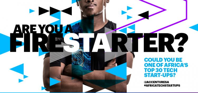 Apply for the 2018 Accenture Africa's Top 30 Tech Startups Competition
