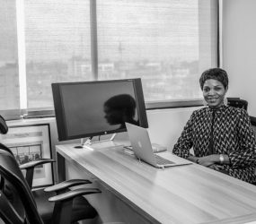 Meet Omowale David-Ashiru, the First Female Andela Nigeria Country Director