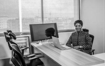 Meet Omowale David-Ashiru, the First Female Andela Nigeria Country Director