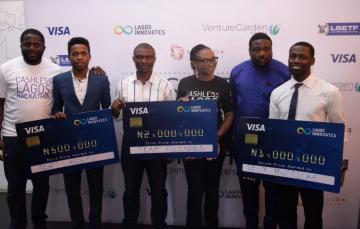 #CashlessLagosHackathon: Team Blended Emerges Winner in the LSETF-Sponsored Event