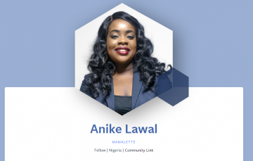 CEO of Mamalette, Anike Lawal Inducted into Facebook Community Leadership Program