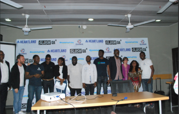Drone Startup, Arone and 2 Others to Represent Nigeria at the Slush Global Impact Accelerator 2018