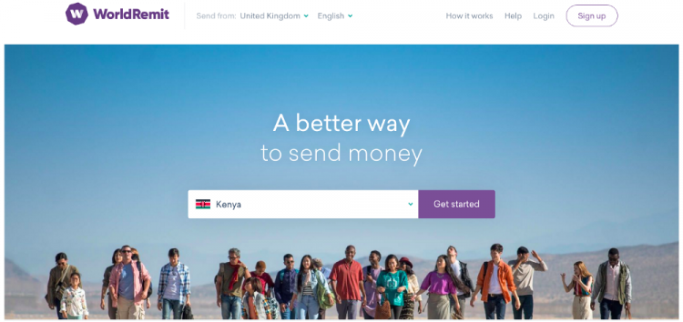 WorldRemit Launches Digital Money Transfer Services within Africa