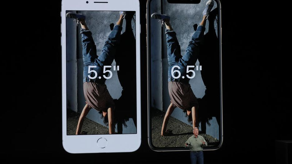 iPhone XS Max Size