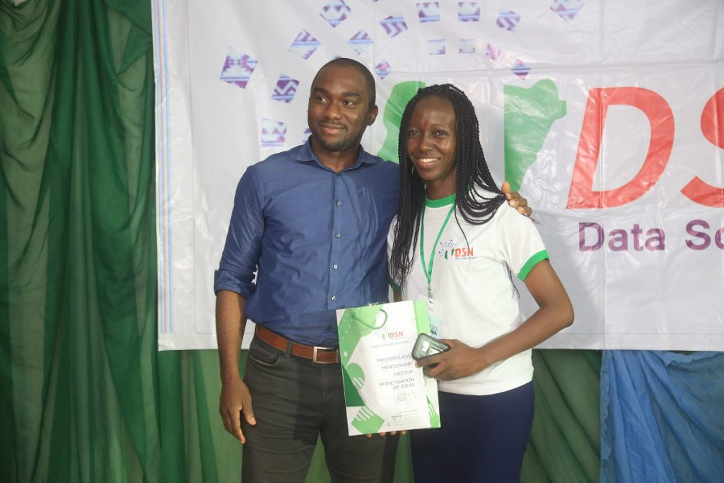 Here is a Roundup of all that Happened at the Data Science Nigeria Artificial Intelligence Bootcamp