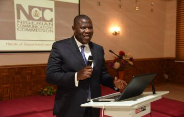 Meet Nnamdi Nwobike, the Newly Appointed Public Affairs Director of the Nigerian Communications Commision