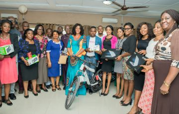 Skoolmedia Donates Laptops and Security Gadgets to Federal Science and Technical College, Yaba