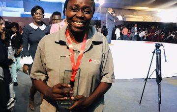 #TEF: Cashmadam Wins Pitch Competition at Tony Elumelu Foundation Forum