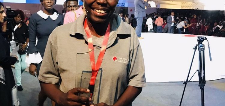 #TEF: Cashmadam Wins Pitch Competition at Tony Elumelu Foundation Forum