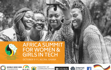 Africa's Women Tech Leaders Share Experiences at #TechWomenAfrica 2018