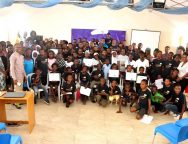 TechGen Mentors 150 African Children in 'TechGen CodeCamp 2018; Towards Technological Innovation'
