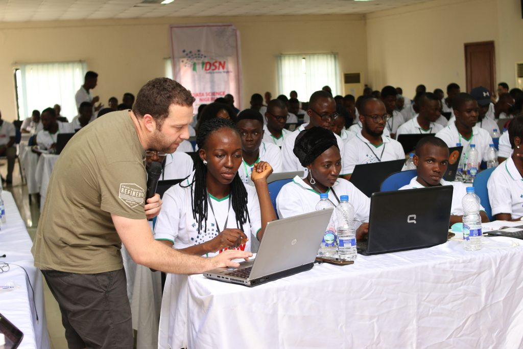 Microsoft Sponsors Data Science Nigerias Deep Learning Nigeria Bootcamp in Lagos