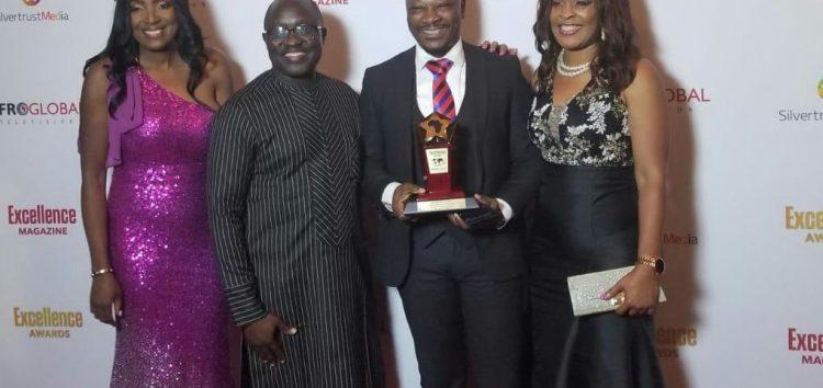 Medallion boss, Ikechukwu Nnamani wins 2018 Canadian Excellence Award