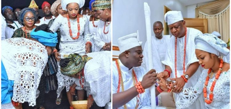 WEEKLY ROUNDUP: Ooni Weds Prophetess, Senate Suspends Illicit Bank Charges, OAU, UniLag Clash on Twitter and Many More