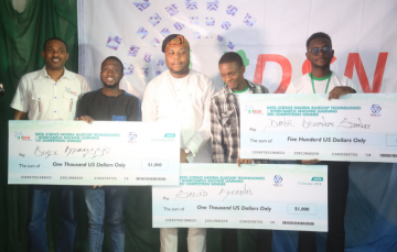 Unilag, OAU Students Emerge Joint Winners of InterCampus Machine Learning Competition