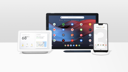 Other Google announced products