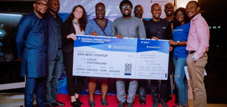 Recruitment Startup, DropQue Emerges Winner of Seedstars Lagos Pitch Event