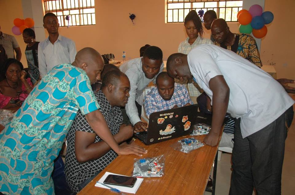 FG Partners with Coderina to Introduce Robotics, Coding to Schools Across Nigeria