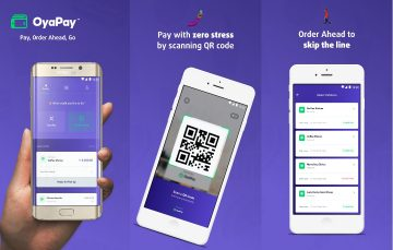 "OyaPay Releases New App version, Adds ""Order Ahead"" feature for Increased Efficiency and Better User Experience"