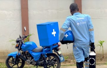 Medical Startup, Lifebank Launches  AirBank, to Provide Emergency Oxygen for Kids