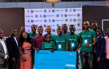 Team Credital Wins RCCG's Kingdom Hack, Carts Away N1 Million Prize Money