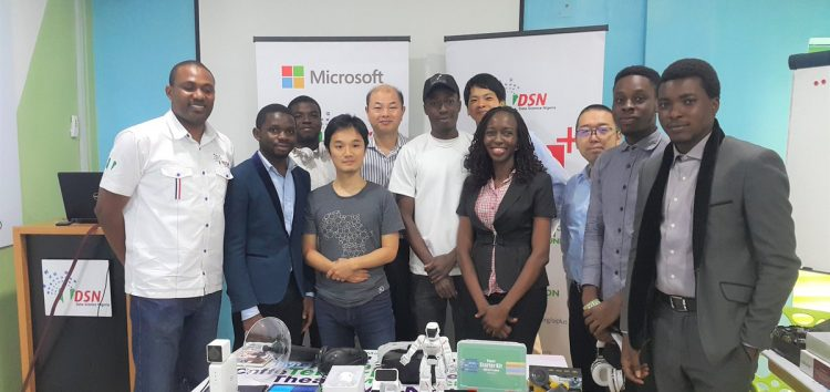 The Data Science Nigeria AI and Robotic Lab is Getting Support From the Japanese Community