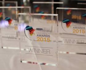 Nigeria's Farmcrowdy and Kobo360 Win Big at 2018 AppsAfrica Awards Ceremony
