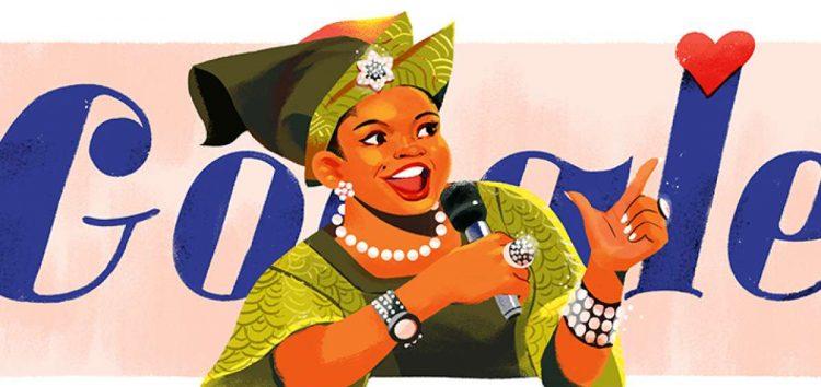Google Doodle Honours Legendary Nigerian Musician, Christy-Essien Igbokwe