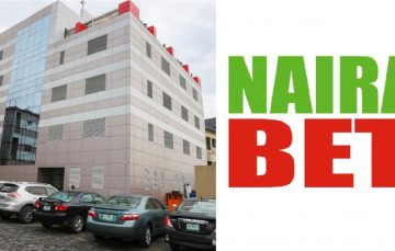 Office Tour: Sneak Peek of the Lekki Headquarters of Akin Alabi's Nairabet
