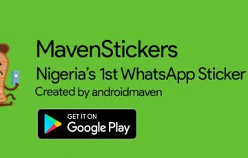Checkout Tobi Akinpelu's MavenSticker; an App that Brings Life to Boring WhatsApp Chats