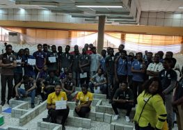 UNILAG Holds First Ever Robotics Competition, But Many Robots Struggled to Perform