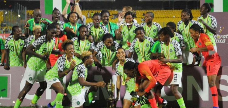 Dangote Splashes N50m on Super Falcons as Fr Mbaka Sets Social Media on Fire With 'Holy' Extortion