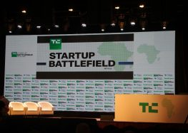 Startups Across Africa Clash as TechCrunch Startup Battlefield Gets Underway in Lagos (Photos)