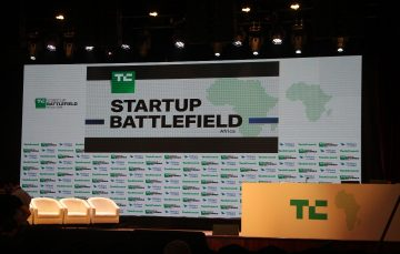 Startups Across Africa Clash as TechCrunch Startup Battlefield Gets Underway in Lagos (Photos)