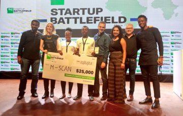 Ugandan Healthcare Startup, MScan Wins $25,000 TechCrunch Startup Battlefield Africa Grand Prize