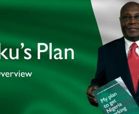 #LetsGetNigeriaWorkingAgain: Atiku Abubakar's Policy Document Shows Little Intentions for the Nigerian Tech Space