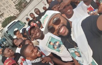 Nigerians Roast Banky W on Twitter, Oby Ezekwesili's Withdrawal and other Stories that Rocked Social Media Last Week