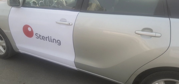 Sterling Bank Unveils New Identity, Brand Cars for Publicity
