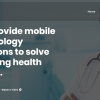 Meet MOBicure, a HealthTech Startup Using Mobile Technology to Solve Child and Maternal Health Challenges